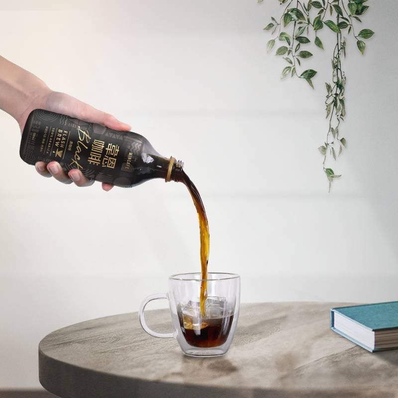 韋恩閃萃咖啡運用「閃萃工藝」技術,打造口感乾淨、細緻不苦澀的好咖啡。(圖:品牌提供)