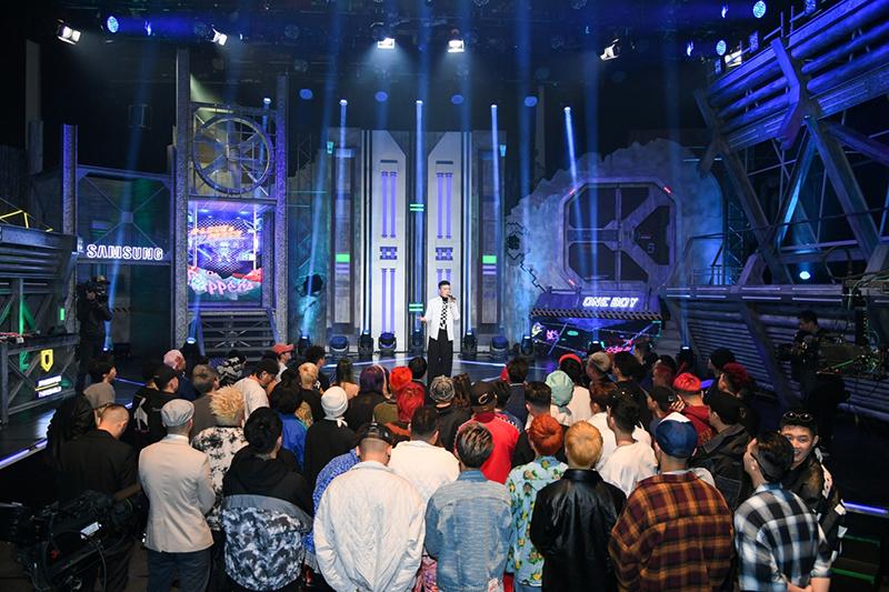 【車勢星聞】大型嘻哈選秀節目《大嘻哈時代》參賽者臥虎藏龍,6/12首播。(圖:三立提供)