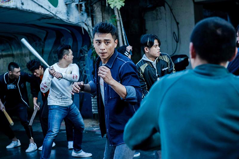 【車勢星聞】《角頭—浪流連》成功進軍義大利,獲選烏迪內影展競賽。(圖:海鵬影業提供)