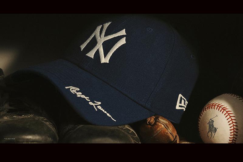 New Era x Ralph Lauren x MLB三方跨界聯名,打造最潮夢幻組合。(圖:品牌提供)