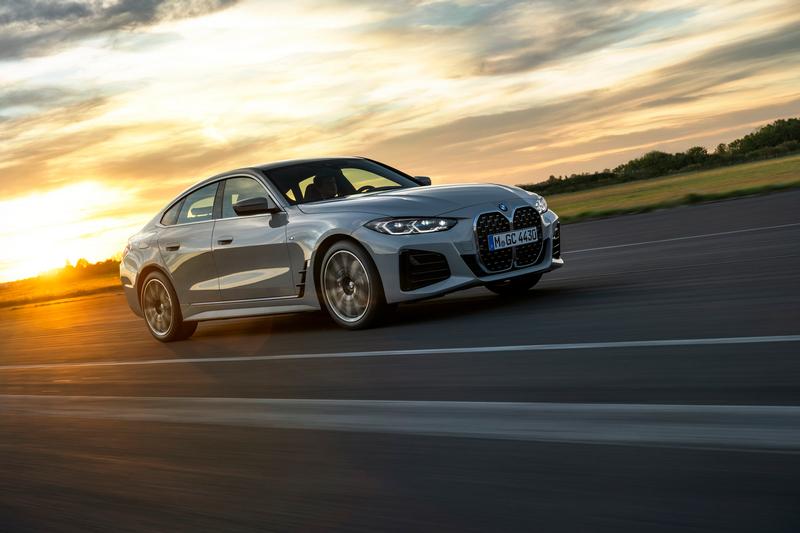 4 Series Gran Coupe提供420i、430i、M440i與420d等動力。