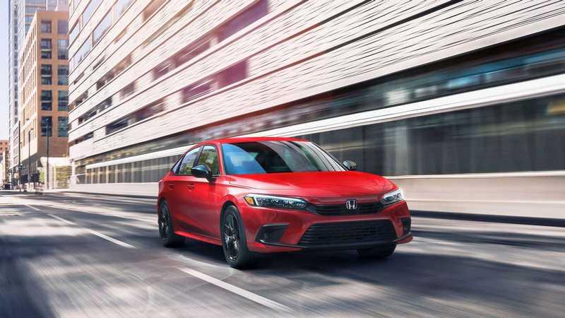 Civic Hatchback預計會提供1.5升渦輪與2.0升自然進汽動力。