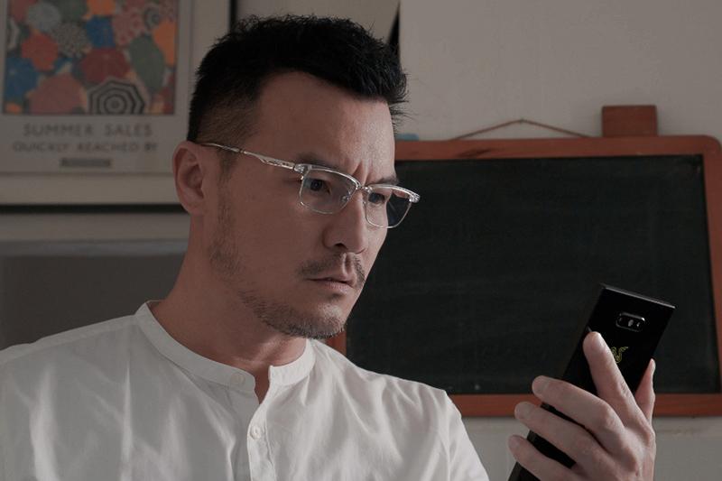 【車勢星聞】《心眼》李銘忠變態詮釋反派,入圍2021紐約電視電影節「最佳男演員獎」。(圖:凱渥提供)