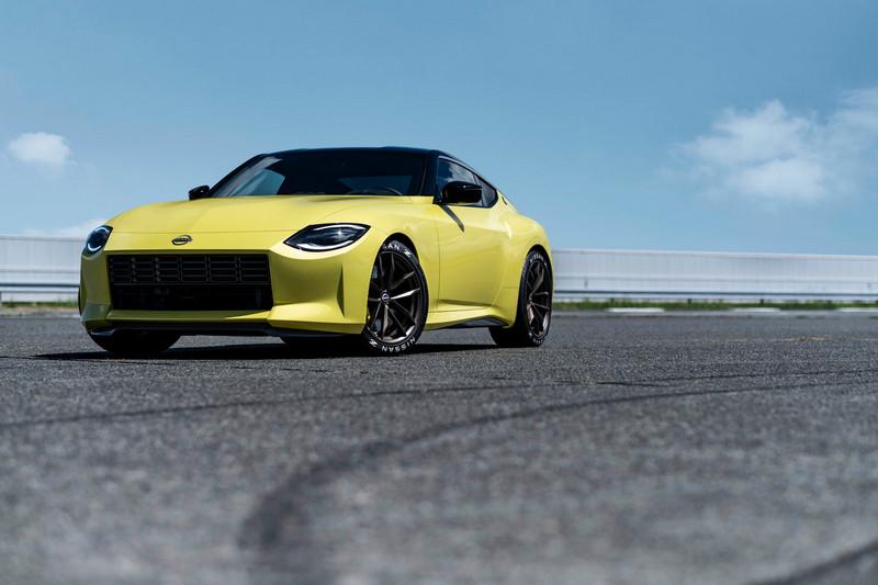 新世代Z跑車量產版預計於8/17亮相。