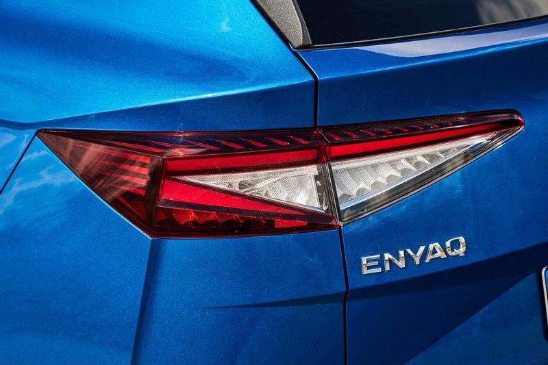 Skoda預計年底或2022年就會推出Enyaq iV Coupe。