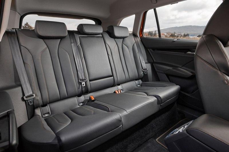 之後電動車還是會保有品牌特色-寬敞空間。
