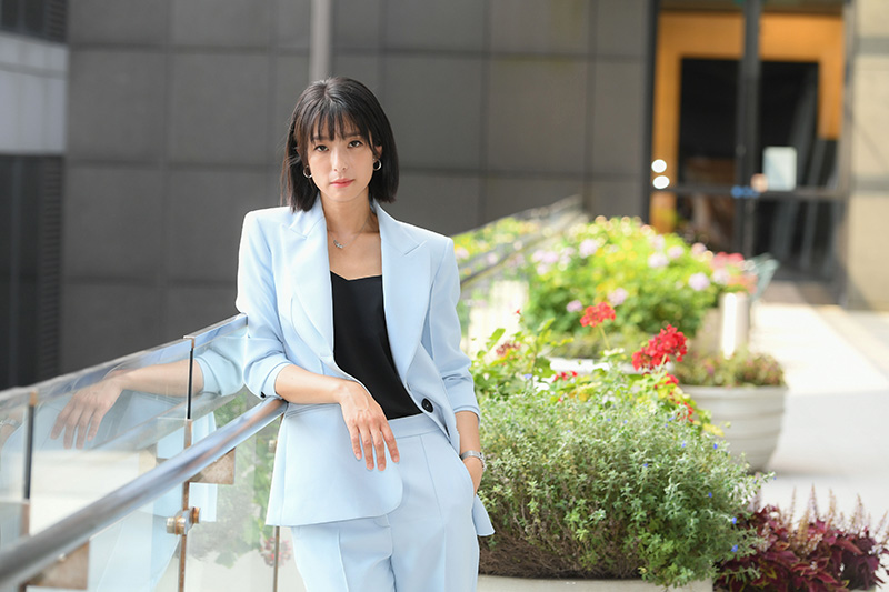 【車勢星聞】《三隻小豬的逆襲》演員賴雅妍。(圖:三立提供)