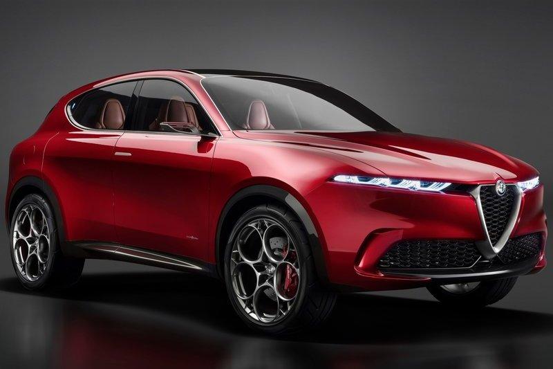 Alfa Romeo最新車型Tonale要2022年才會登場。