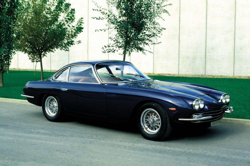 350 GT後繼車由400 GT接替。