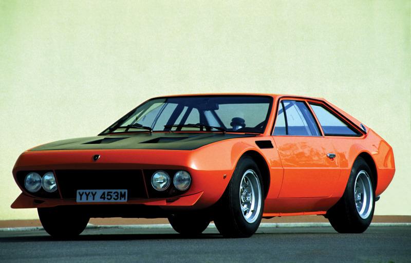 Jarama是當時Ferruccio Lamborghini最喜愛的車款之一。