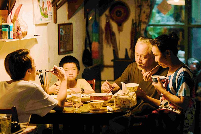 【車勢星聞】張作驥執導電影《那個我最親愛的陌生人》義大利勇奪最佳影片大獎。(圖:海鵬影業提供)