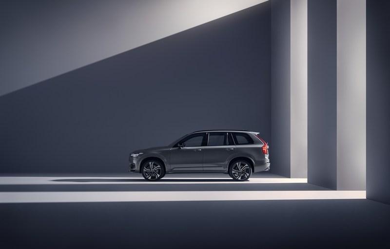 XC90會是Volvo最後一款有純燃油動力車型。