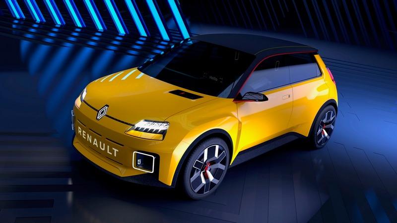 Alpine三款電動車其中有一款與Renault 5有關聯,該車應該會是品牌首款電動產品。