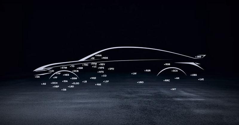 影片中清楚表達Elantra N配備多項科技系統。