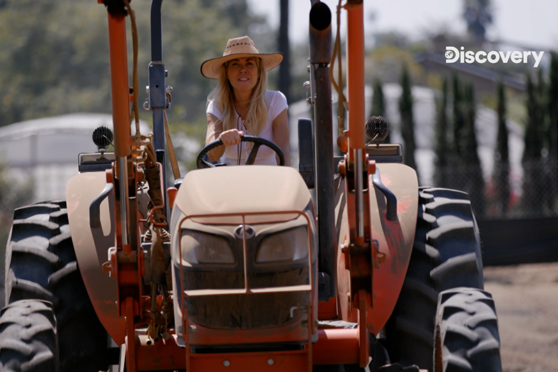 《富豪谷底求翻身2》三位富豪挑戰憑一百美元、一支手機和老貨卡創業,7/12 首播。(圖:Discovery提供)