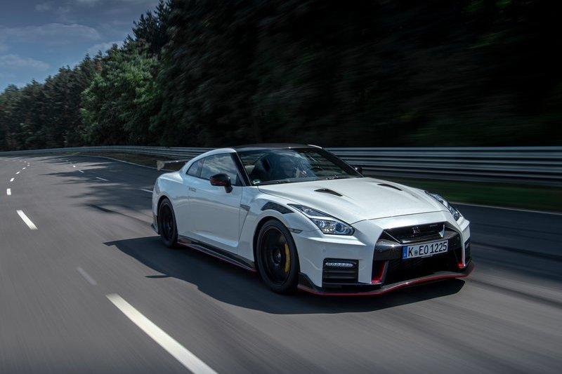 全新世代GT-R外觀、動力底盤調校設定都會有大幅進化。