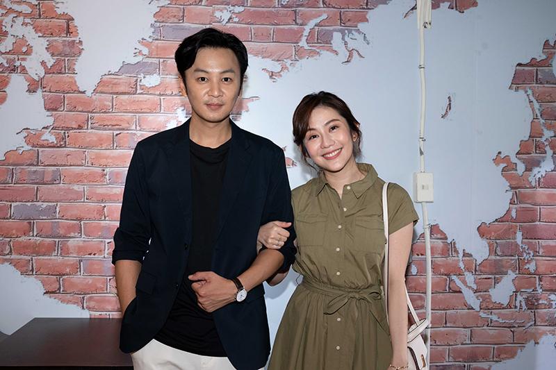 【車勢星聞】《女力報到》王宇婕還原行車紀錄器,抓包張書偉外遇。(圖:TVBS提供)