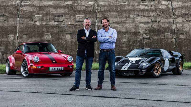 Everrati之前已復刻964電動版,目前將與Superformance合作重新打造GT40。