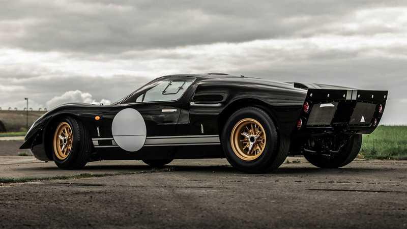 Everrati所打造的GT40動力當然就是電動系統。