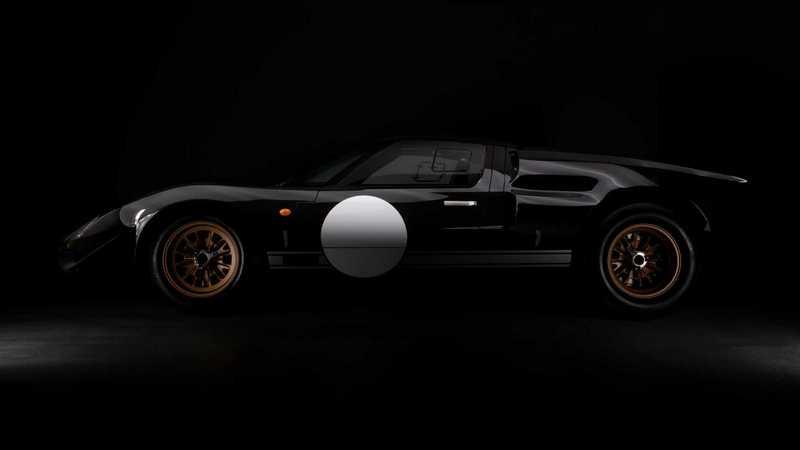 Everrati之後會陸續公布GT40電動版資訊。