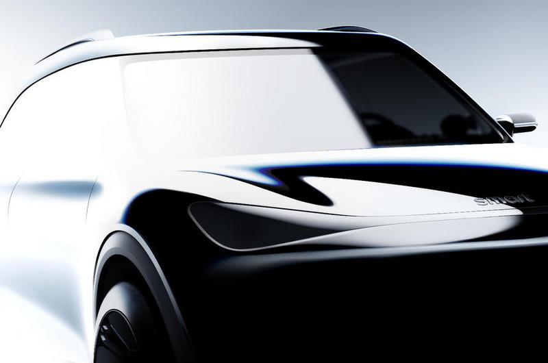 新Smart將於9月IAA車展現身。