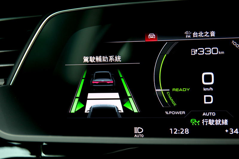 擁有多項科技怎能缺少Level 2半自動駕駛。