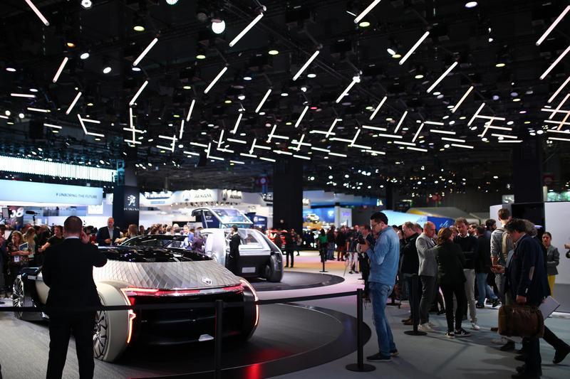 錯過2020年巴黎車展表示2022年將會回歸舉辦。