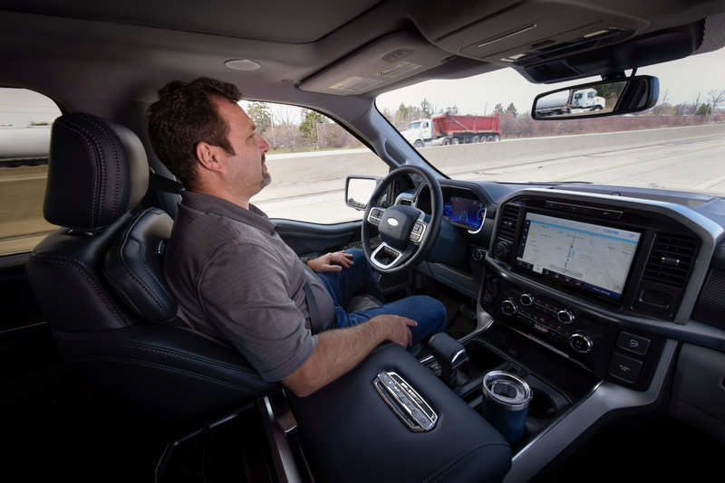Ford於4月推出Co-Pilot360進化版BlueCruise系統。
