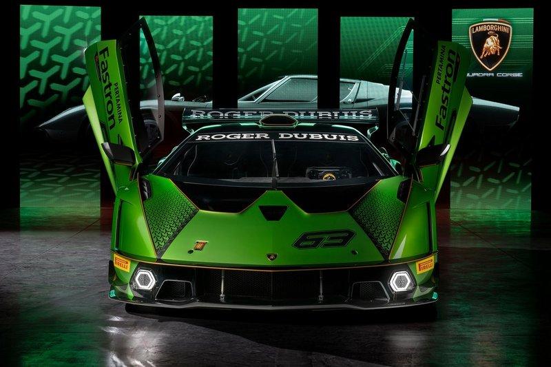 Lamborghini表示要讓V12自然進氣引擎繼續生存,只剩推出如Essenza SCV12類型的賽車。