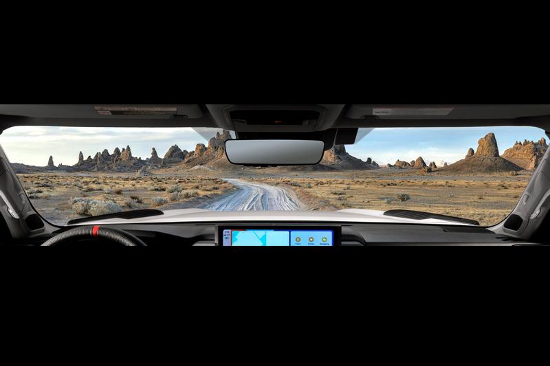 先前Toyota已釋出Tundra局部座艙照。