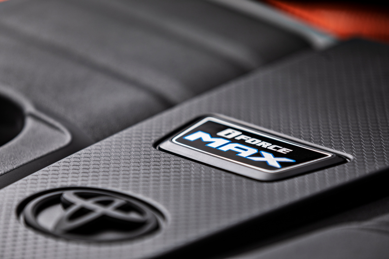 動力會搭載iForce Max V6渦輪引擎。