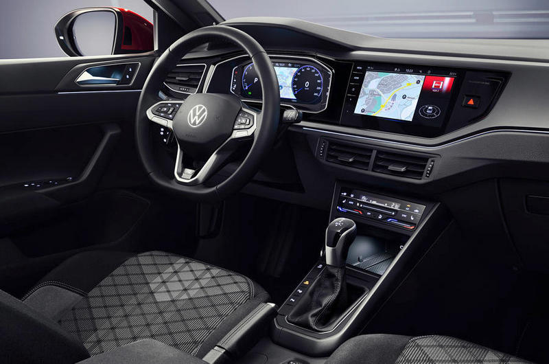 Taigo配備10.2吋數位儀表與9.2吋中控螢幕,空調則採用觸控設計。