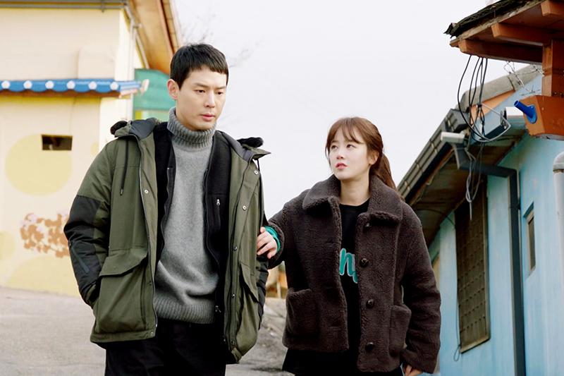 【車勢星聞】韓劇《相信愛情》中申高恩與李善鎬交往遭家人反對。(圖:東森提供)