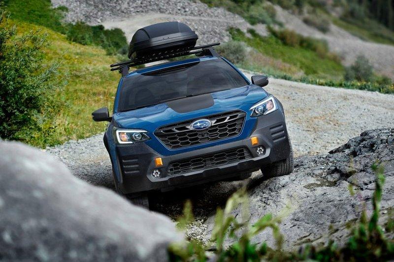 Subaru於年初推出離地高度、越野系統皆升級的Outback Wilderness。