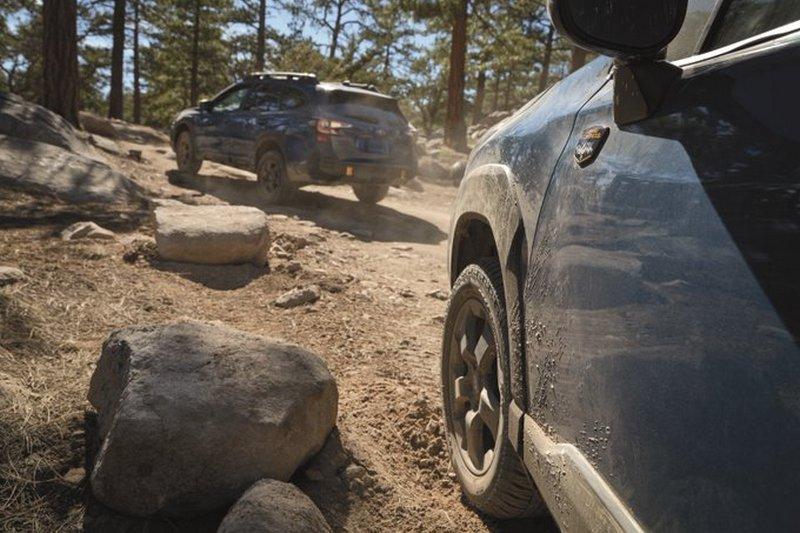日前釋出的圖片中車型應就是Forester Wilderness。