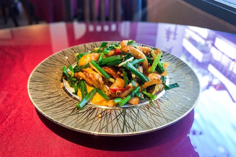 新入選必比登推介的金賞軒小而雅致,提供各式台式料理經典。