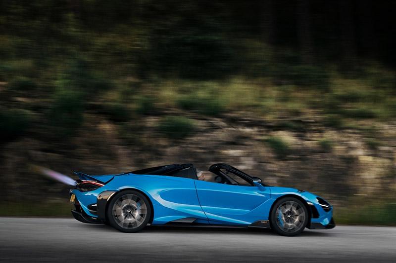 日前所推出的限量車款765LT Spider,至今年底的產能也已售罄。