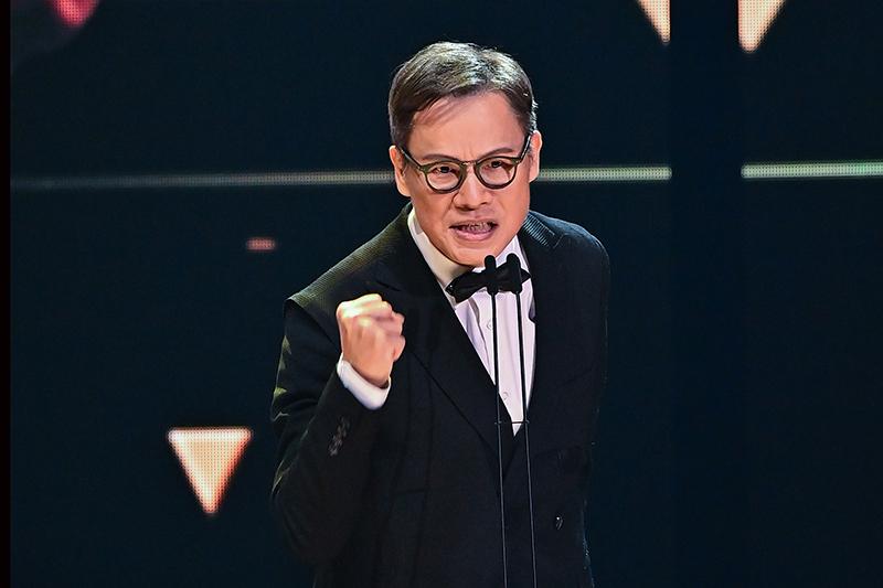 【車勢星聞】第32屆金曲獎特別貢獻獎羅大佑。(圖:台視提供)