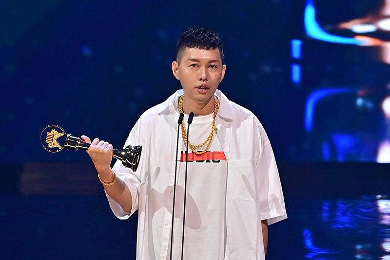 【車勢星聞】第32屆金曲獎最佳華語男歌手獎及最佳華語專輯杜振熙。(圖:台視提供)