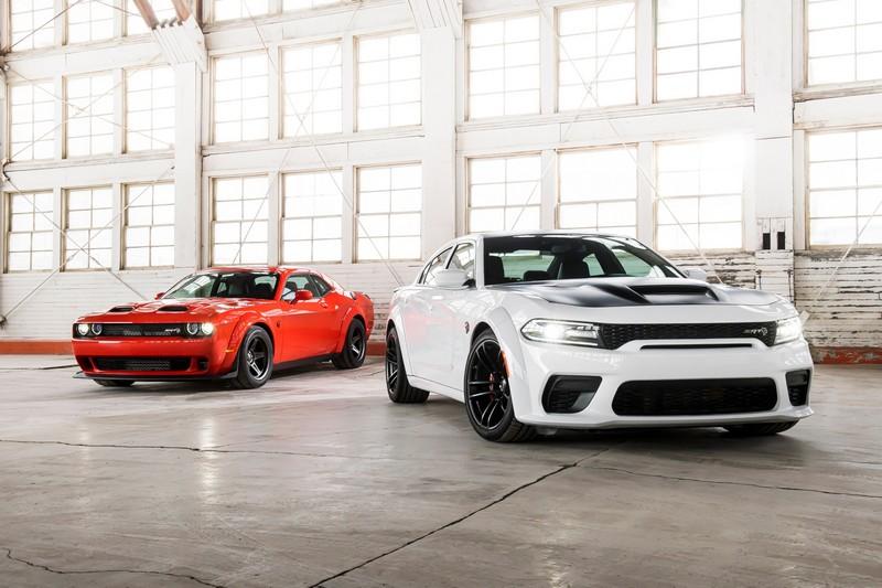 Dodge2024年雖會推出電動車,但Challenger與Charger還是會繼續銷售。