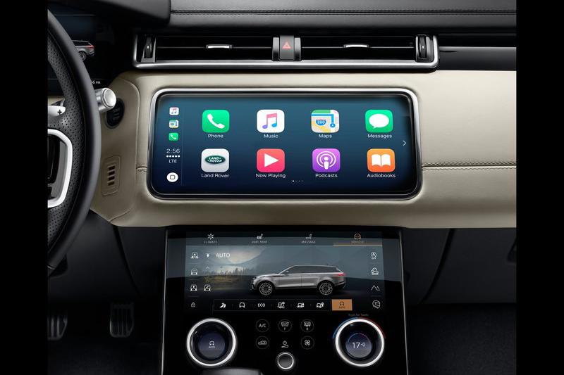 支援無線Apple CarPlay/Android Auto連接。