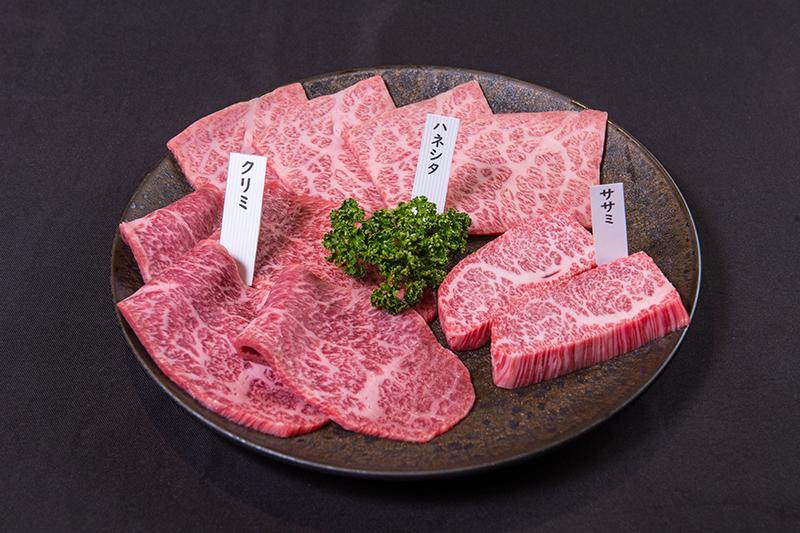「俺達の肉屋」和牛盛合。(圖:品牌提供)