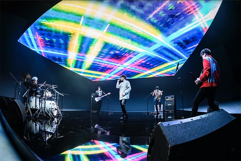 【車勢星聞】八三夭今年將「八三夭月」的嘉年華與演唱會全部轉到線上進行。(圖:KKLIVE提供)
