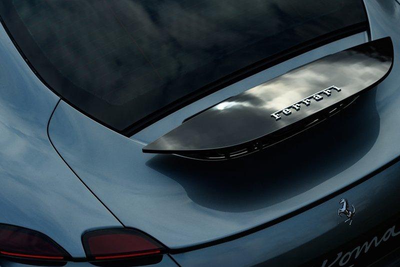 Ferrari申請新開發的空調專利。