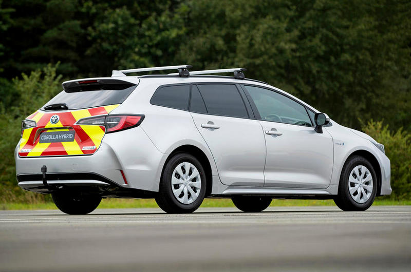 Corolla Commercial預計2022年第二季銷售。