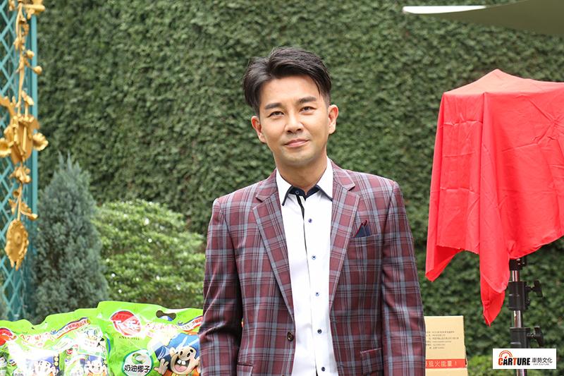 【車勢星聞】電影《山中森林》主要演員謝承均。(圖:車勢星聞資料照)