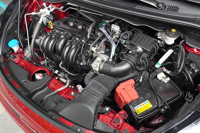 HOME汽油版將搭載1.5升DOHC i-VTEC地球夢引擎,與前代車款完全不同。