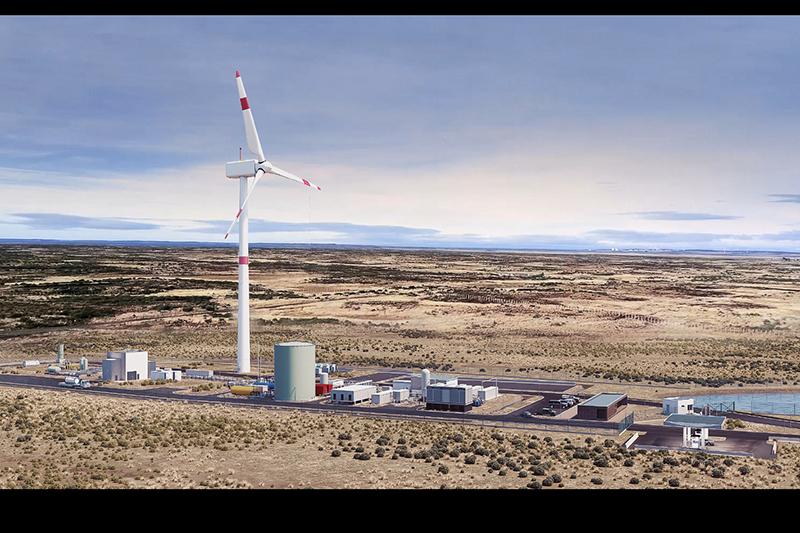 保時捷和西門子能源以及多家跨國企業聯手合作,在智利的蓬塔阿雷納斯(Punta Arenas)興建可產製幾近碳中和燃料的綜合商業化工廠。