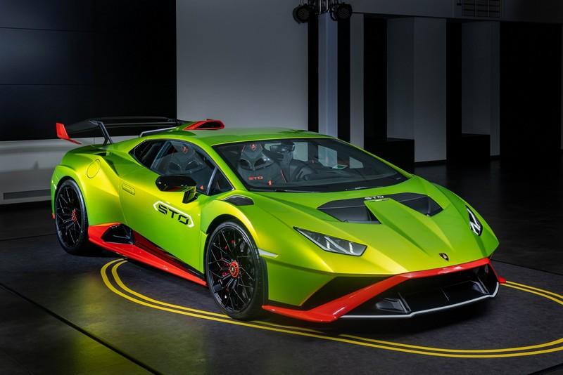 日前Lamborghini舉辦Huracán STO在台發表活動。