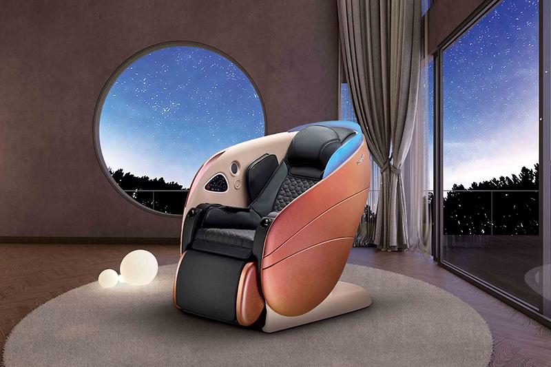 Osim新版uDream Pro 5感養身椅。(圖: 品牌提供)